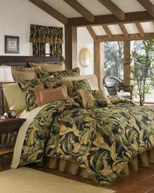 La Selva Black Comforter Ensemble - 13864104319