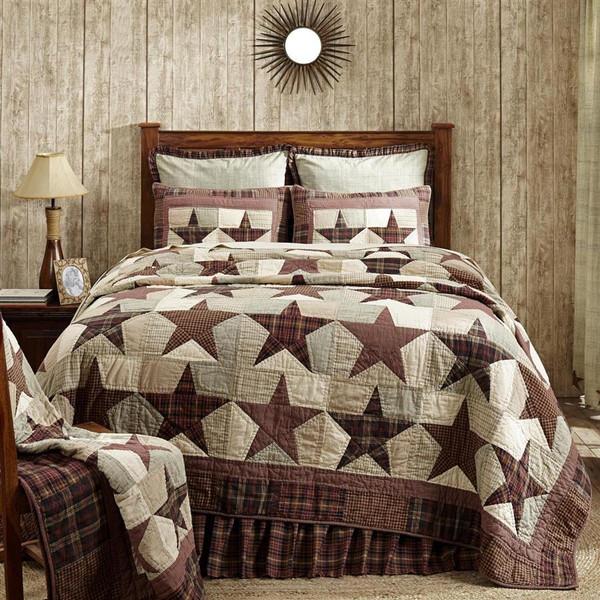 Abilene Star Quilt - 840528110184