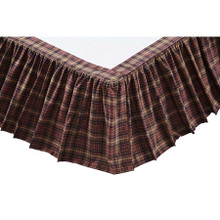 Abilene Star Bed Skirt - 840528110184