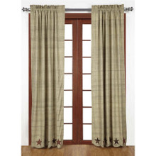 Abilene Star Curtains - 840528110580