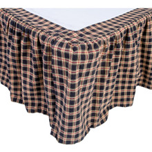Bingham Star Bed Skirt - 841985005259