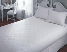 Cotton Mattress Pad by Downright -