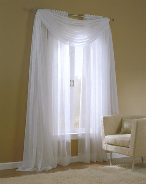 Emily Voile Sheer Curtain -