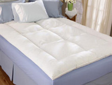 Restful Nights Down Alternative Fiber Bed -