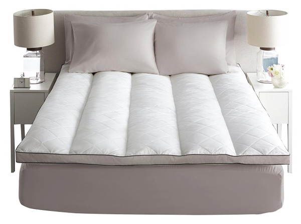 Euro Rest Feather Filled Matress Topper -