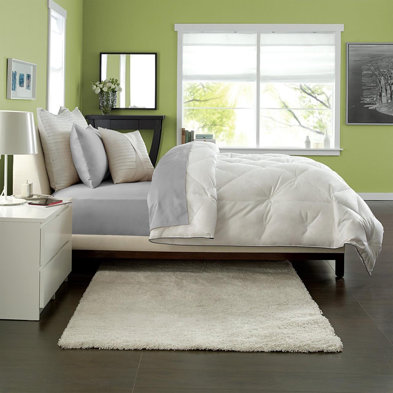 Light Warmth  Deluxe Down Comforter -
