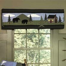 Bear Lake Valance/Runner - 754069834136
