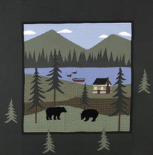 Bear Lake Throw - 754069834082