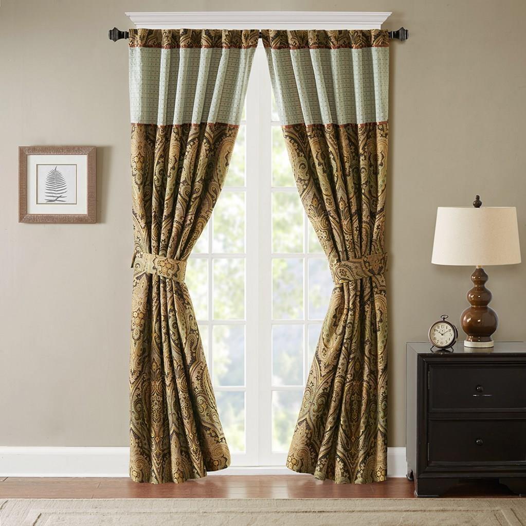 Canovia Springs Curtain - 675716704735