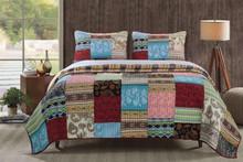 Bohemian Dream Quilt Collection -