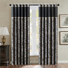 Aubrey Black Curtains - 675716507237