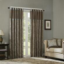 Aubrey Blue Curtains - 675716455569