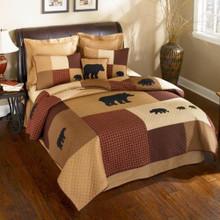 Logan Bear Bed Skirt -