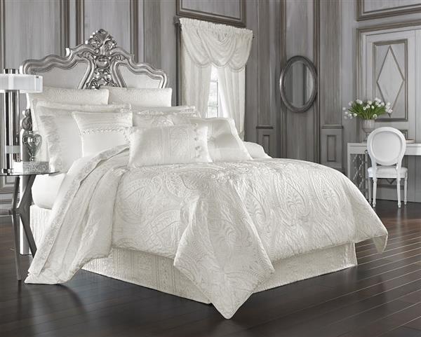 Bianco White Bedding Ensemble - 846339072116