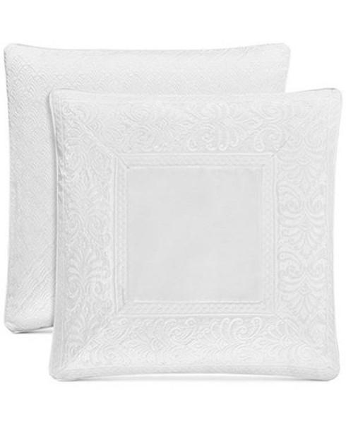Bianco White Euro Sham - 846339072093