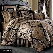 Bradshaw Black Comforter Set - 846339050961