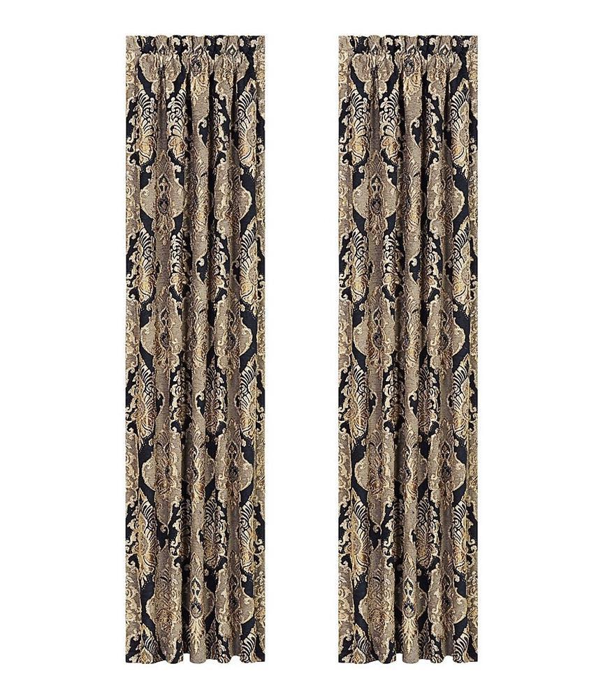 Bradshaw Black Curtains - 846339050923