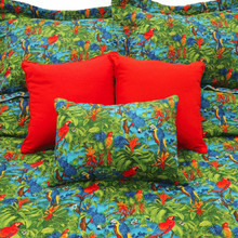 Parrots Bedspread Collection -