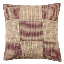 Bradford Star Quilted Pillow - 844160086043