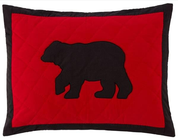 Buffalo Check Sham -