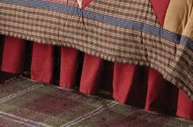 Cabin Bed Skirt -