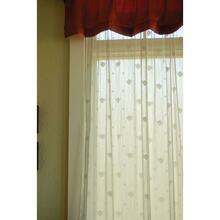 Bee Lace Curtain Panel - 734573064021
