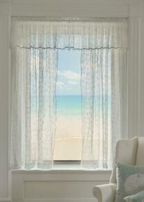 Starfish Curtain Collection -
