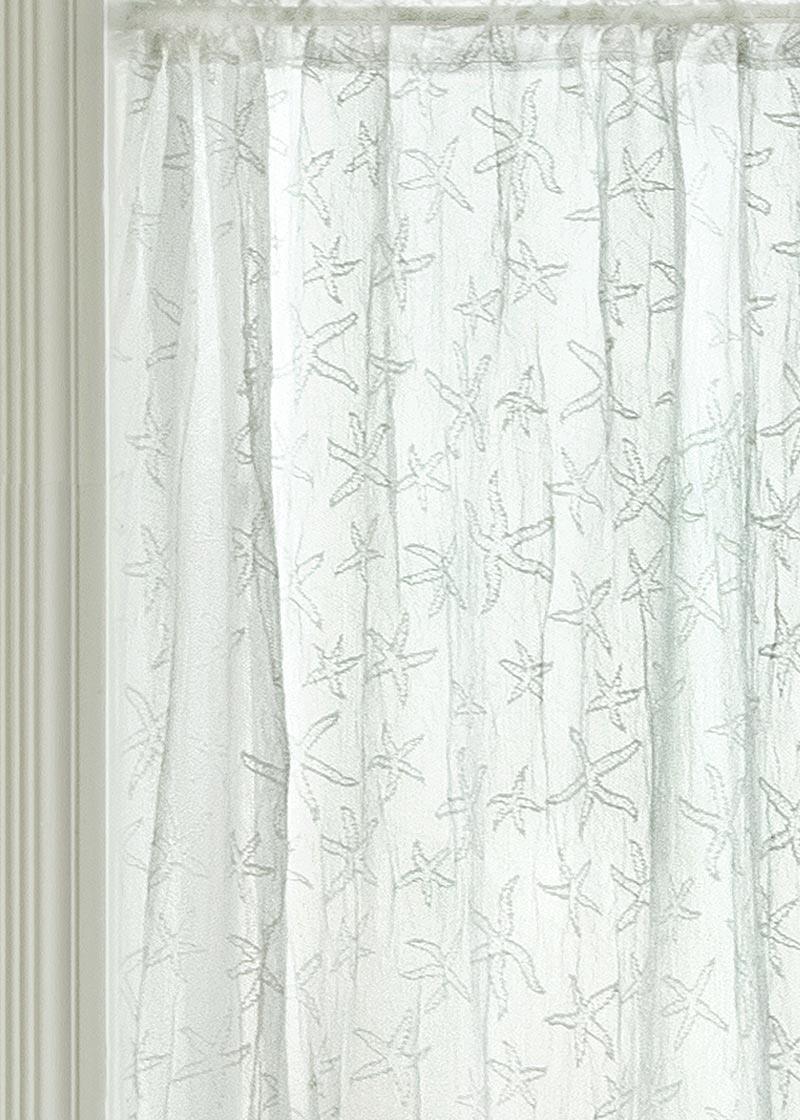 Starfish Curtain Collection -