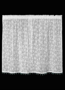 Starfish Lace Tier Panel with Trim - 734573127702