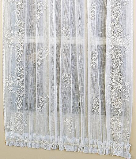 Sheer Divine Lace Door Panel - 734573060764