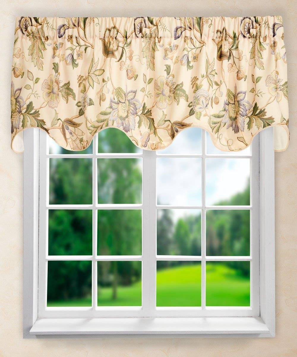 Brissac Floral Curtain Collection -