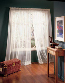 Rhapsody Sheer Voile Panel - 069556 455214