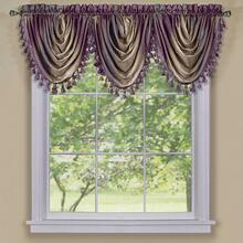 Ombre Waterfall Valance -