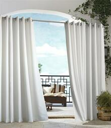 Gazebo Outdoor Curtain - 069556 449404