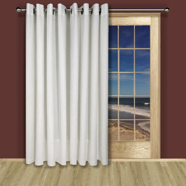 New Castle Insulated Grommet Patio Panel - 842249029011