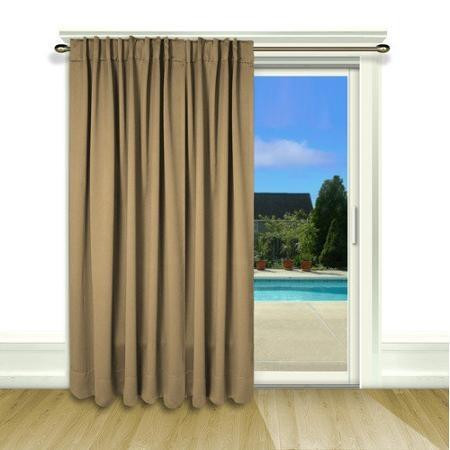 Ultimate Blackout Thermal Insulated Rod Pocket Curtains -