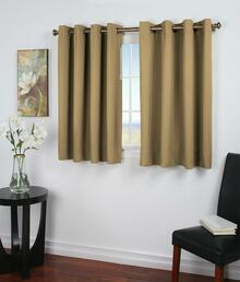 Ultimate Blackout Thermal Insulated Grommet Short Panel -