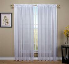 Tergaline Sheer Curtains -
