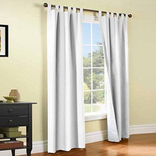 Weathermate Thermalogic Tab Top Curtains -