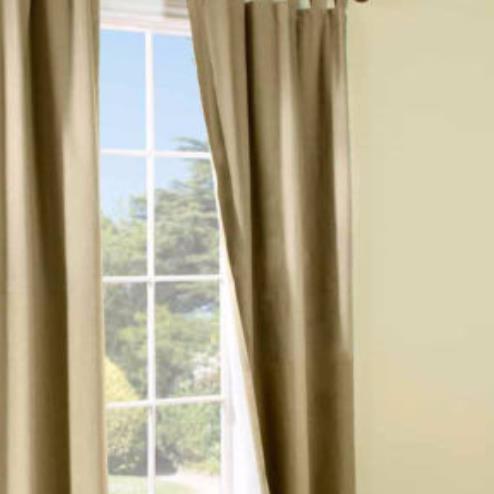 Weathermate Thermalogic Tab Top Curtains -