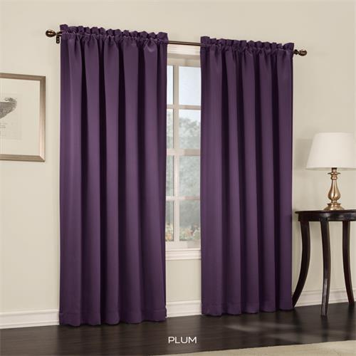 Gramercy Insulated Room Darkening Curtains -
