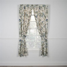 Brissac Rod Pocket Curtain Pair -