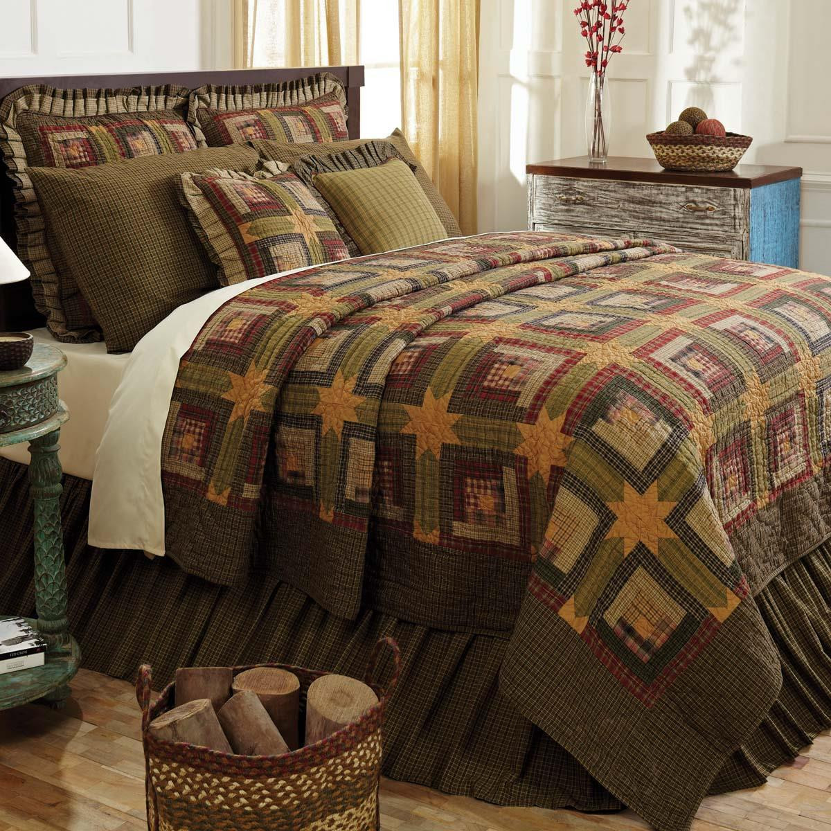 Tea Cabin Quilt Collection -