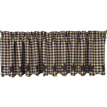 Black Star Valance - 840528111266