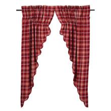 Braxton Prairie Curtain Set - 840528140358