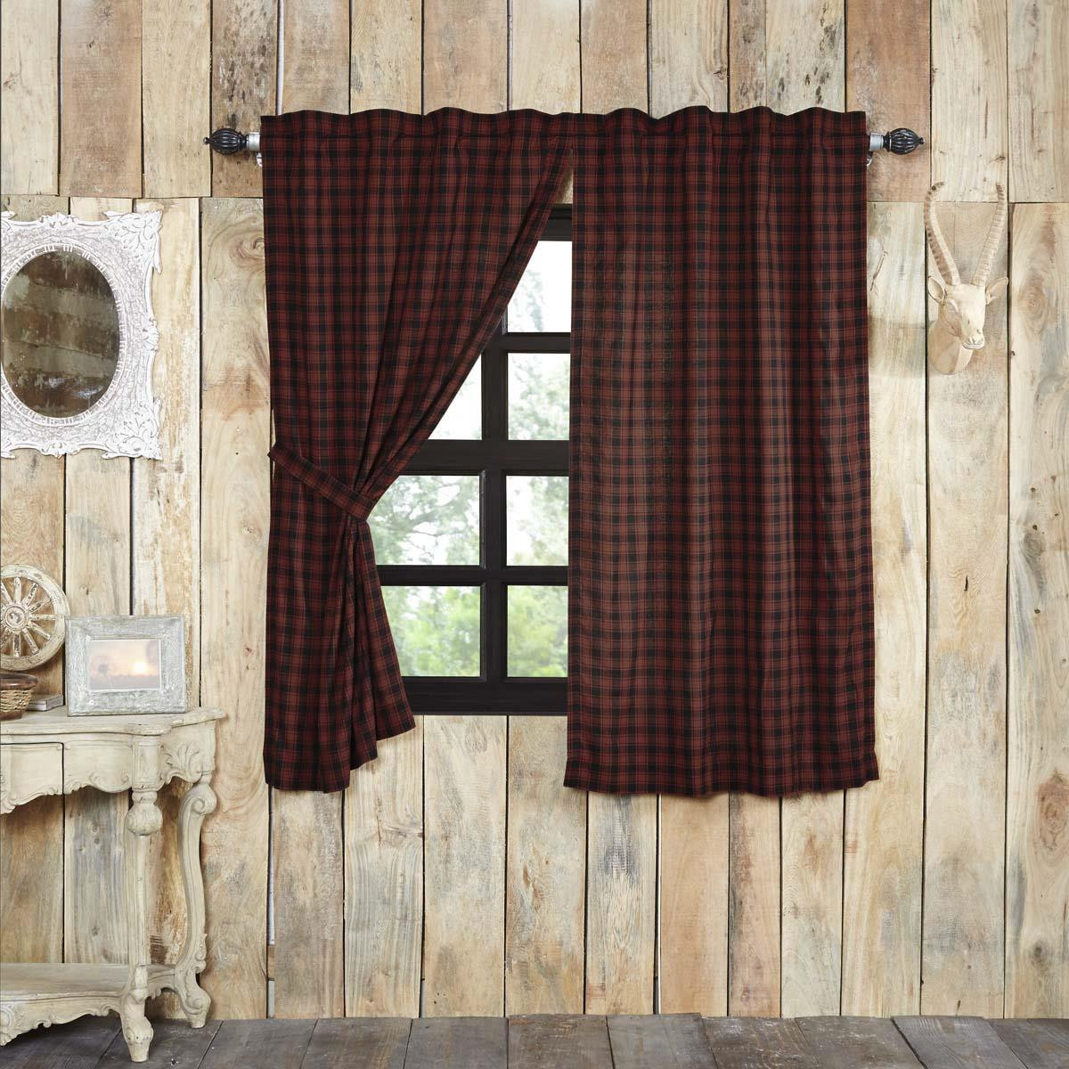 Cumberland Short Curtains - 840528161582