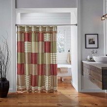 Prairie Winds Shower Curtain - 840528162077