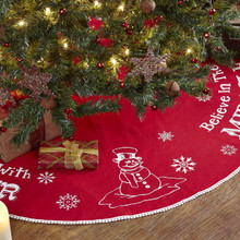 Winter Wonderment Tree Skirt - 840528116391