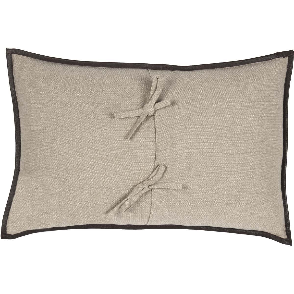 Wyatt Deer Applique Pillow - 840528162855
