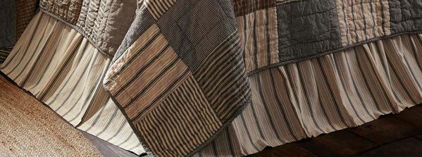 Sawyer Mill Bed Skirt - 840528162497